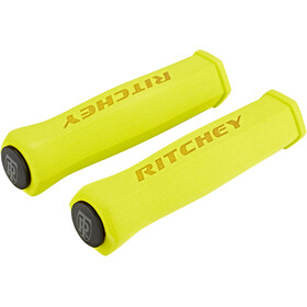 Ritchey WCS True Grip Manopole, yellow